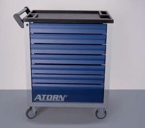 Icon Ridge presents the ATORN Tool Trolley