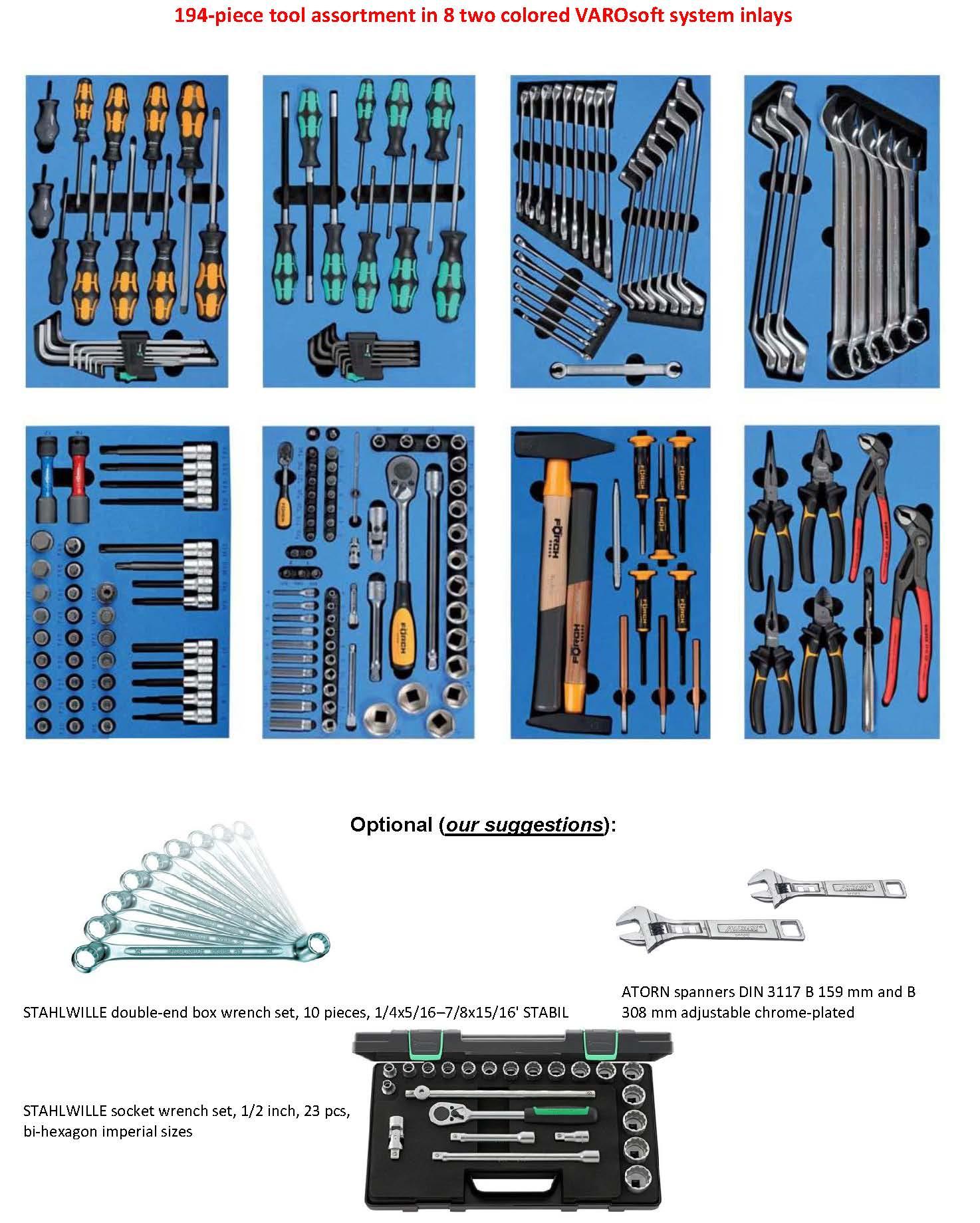 Tool Trolleys (4)