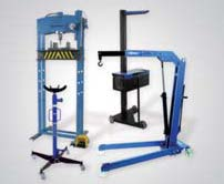 Workshop and Equipment