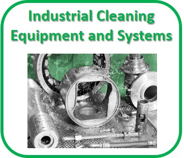 Industrial Cleaning Equipment and Systems